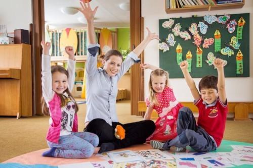 Angličtina pro nejmenší ve školce