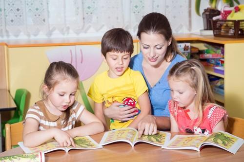 V některých kroužcích využíváme i dětské učebnice